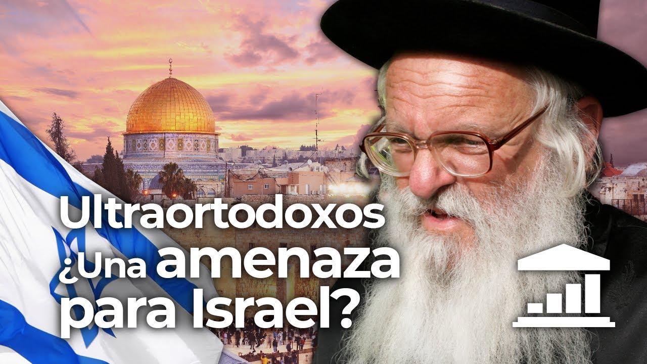¿Por qué los ULTRAORTODOXOS son un PROBLEMA para ISRAEL?  - VisualPolitik