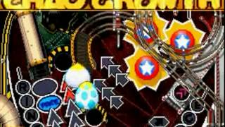Sonic Pinball Party (GBA) - Story Longplay
