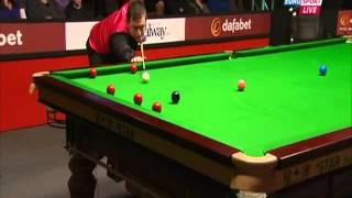 Ten Snooker Shots - March list, 2013