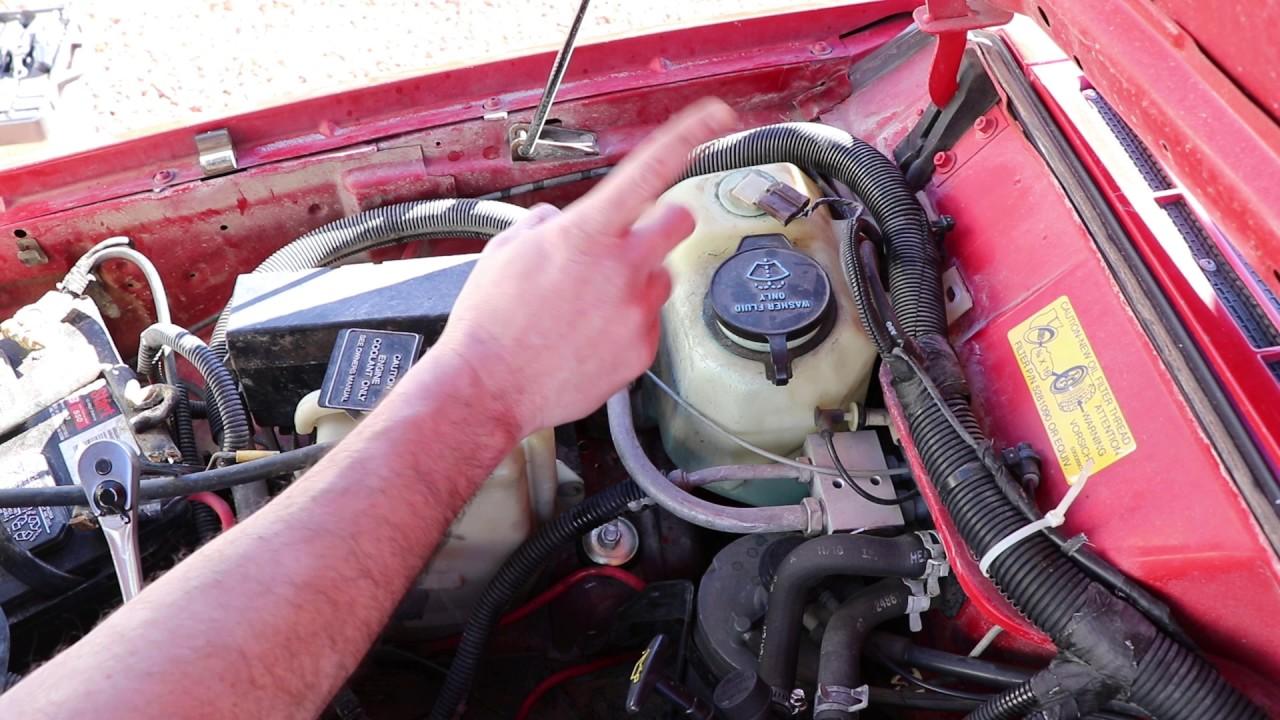How to repair wrangler heat problems it still runs