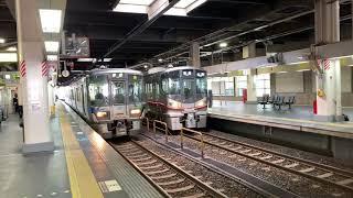 [新型車両!]七尾線521系普通七尾ゆき金沢発車