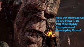 God Of War 1 Free Download For PC Full Version Gameplay Proof