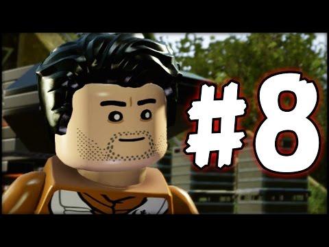 LEGO Star Wars The Force Awakens - Part 8 - Wookie Cookies! (HD)