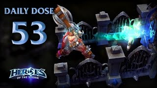 Heroes of the Storm - Daily Dose Episode 53: Vrykul Smash!