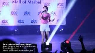vuclip Kathryn Bernardo - Blank Space Live at KCC Mall of Gensan/Marbel 2014