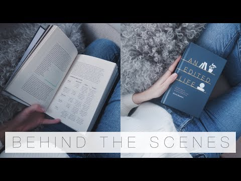 Book Vlog | Tears, Tiredness & The Final Copy | The Anna Edit