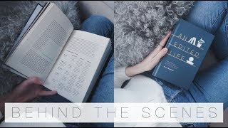 Book Vlog  Tears Tiredness  The Final Copy  The Anna Edit