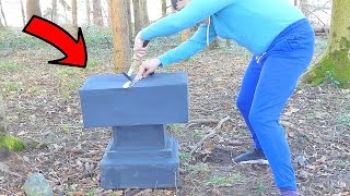 MINECRAFT 'ANVIL' IN REAL LIFE