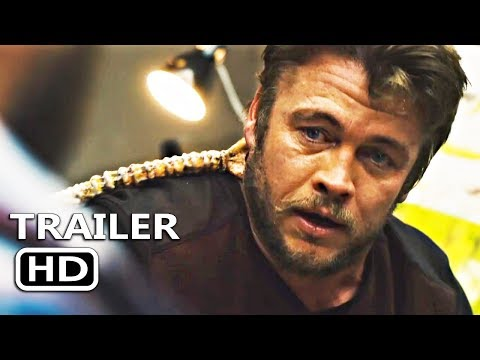 ENCOUNTER Official Trailer (2019) Luke Hemsworth Sci-Fi Movie