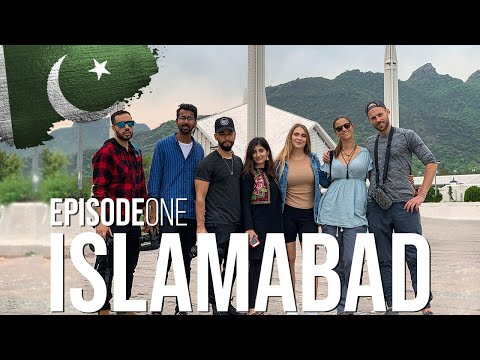 Foreigners Explore Islamabad | Pakistan Travel Vlog | Ep. 01