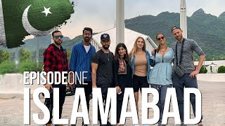 Foreigners Explore Islamabad | Pakistan Travel Vlog | Ep. 01 Video