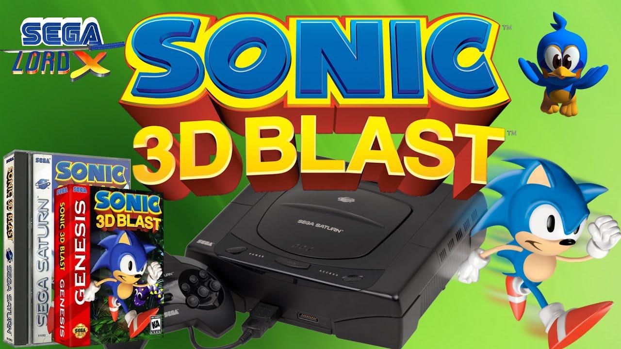 Sonic 3D Blast - Genesis & Saturn Review