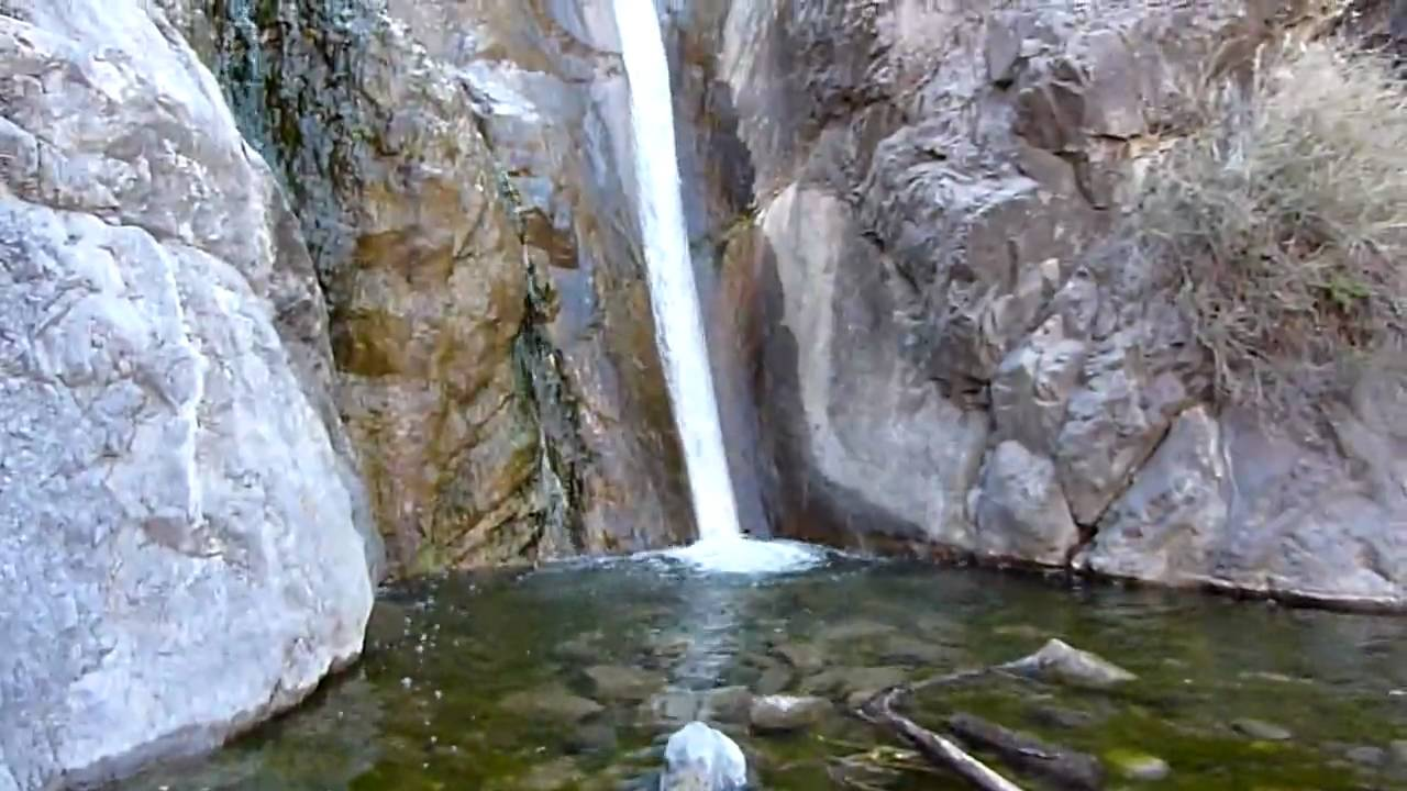 fillmore canon waterfall organ mtns las cruces youtube