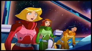 SPIES IN SPACE! Totally Spies