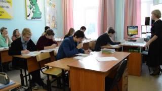 """Отрывок урока английского языка в 11 классе по теме """"Choosing a Profession"""""""