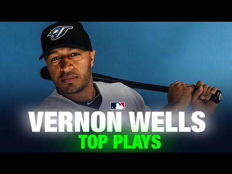 Vernon Wells Top Blue Jays Plays