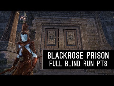 So how is Blackrose Prison Arena? Full Blind Run - Murkmire PTS