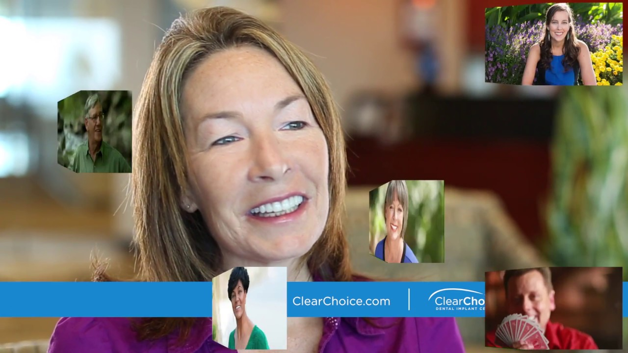 Clearchoice Dental Implant Center Of Houston Youtube