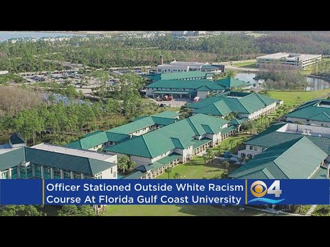 Police Guard Florida University Class On 'White Racism'