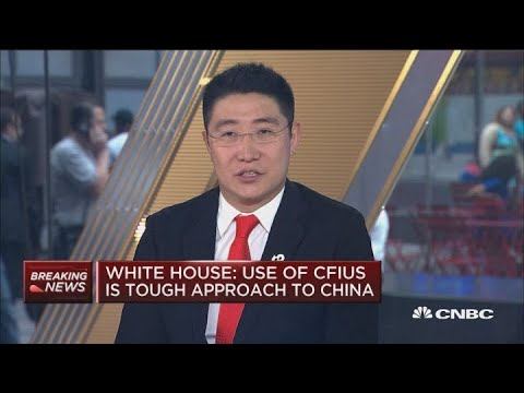 Uxin CEO: China wants to solve trade war 'problem'