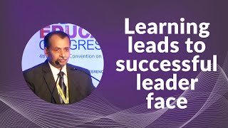 Learning leads to successful leader face