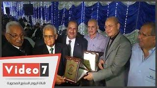 """""""من أجل مصر"""" تكرم أبطال أكتوبر بحضور الفنان أحمد صيام"""