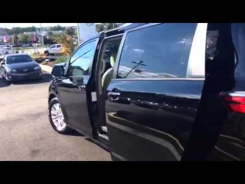 the drive daily premium xle sienna toyota awd consumer test