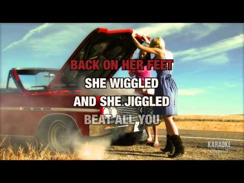 """Watermelon Crawl in the Style of """"Tracy Byrd"""" with lyrics (no lead vocal)"""