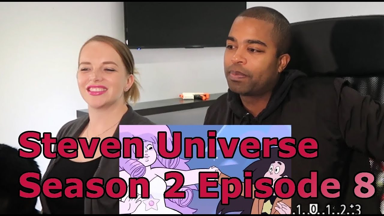 "Download Steven Universe Season 2 Episode 8 ""We Need to Talk"" (REACTION 🔥)"