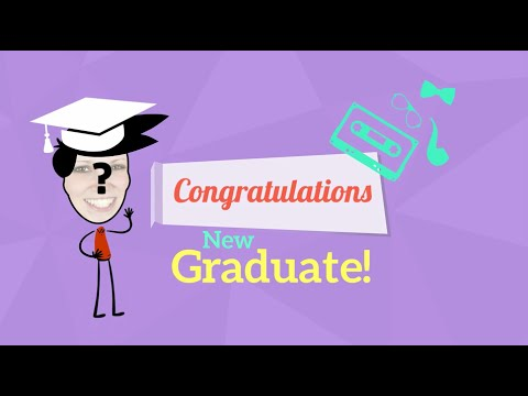 graduation day powtoon congratulate your graduate