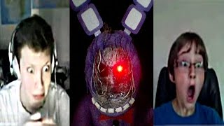 Withered Bonnie went on omegle (AGAIN) - Revenge of the fallen