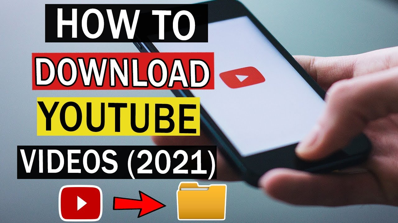 Download How to Download YouTube Videos in 2021 (3 PROVEN WAYS) | Newest Method
