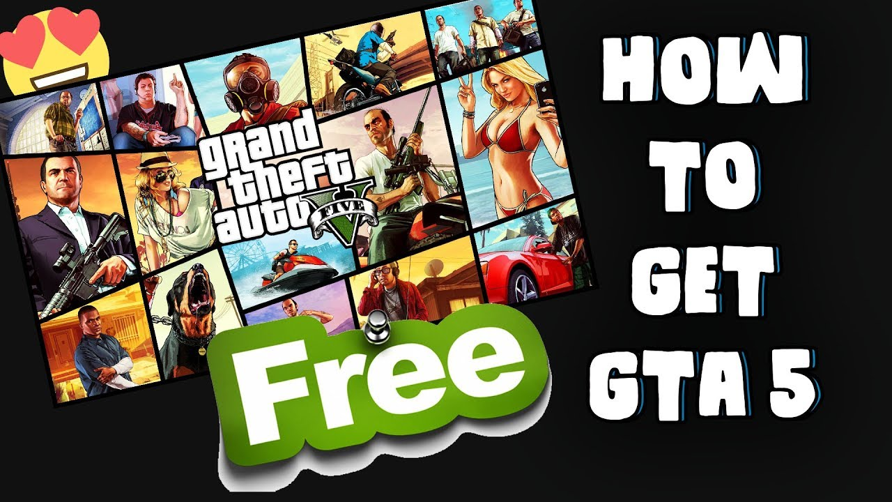 """GTA 5 Free"" How to Get GTA 5 Free - Epic Games"