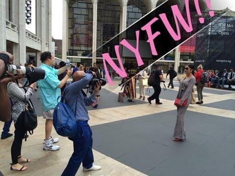 New York Fashion Week 2014!! NYFW
