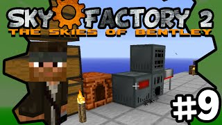 Stone Age Completed | Sky Factory 2 | Ep.9