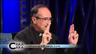 Cara a Cara - 2015-1-8-  Pbro. Ernesto María Caro Osorio - ¿Ha aumentado la influencia de Satanás?