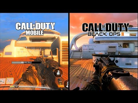 Call of Duty Mobile VS Call of Duty PC I Detailed Comparison. thumbnail