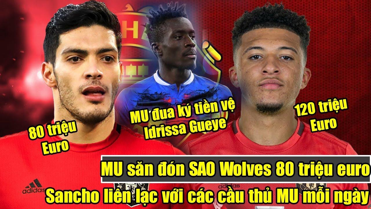 🔥MU săn đón SAO Wolverhampton 80 triệu euro | MU Chiêu mộ thủ môn Napoli, quyết giật sao của PSG.