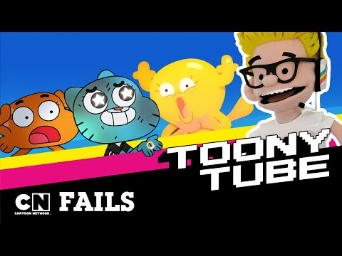 Toony Tube | Expectation Vs Reality | Cartoon Network UK