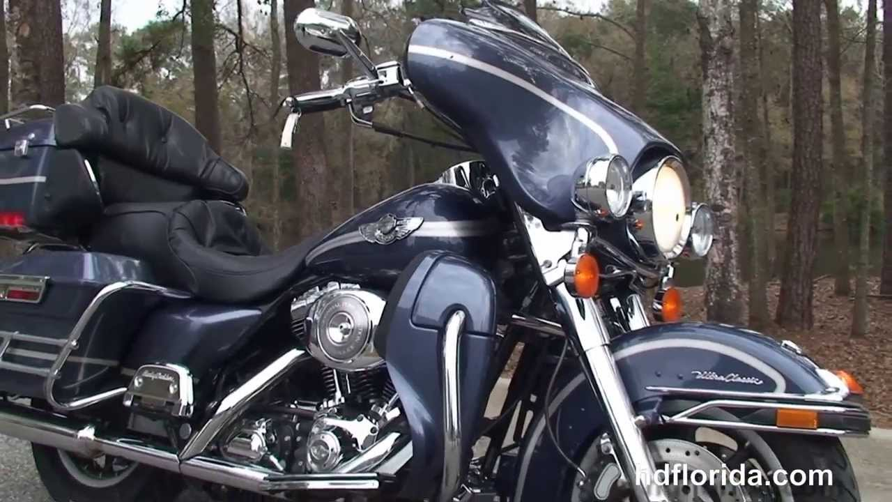 used 2003 harley davidson ultra classic electra glide motorcycle