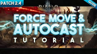 diablo 3 patch 2 4 force move autocast tutorial   zocken wie die pros