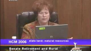 Retards for Jesus VI: Arizona State Senator Sylvia Allen (R) says Earth is 6,000 years old