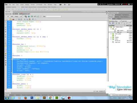 Bilgi Eğitim Web Tasarım Eğitimi