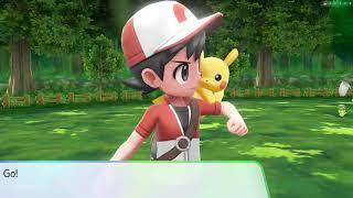 Nintendo Treehouse Live - E3 2018 - First Pokemon: Let's Go Pikachu / Eevee footage