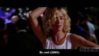 two fantastic dance scenes: John Travolta / Uma Thurman