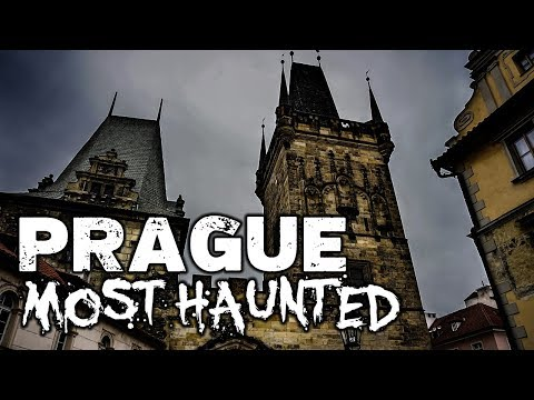 5 MOST HAUNTED PLACES IN PRAGUE | Ghosts of the Czech Republic