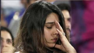 IPL-10 Final, रोहित के आउट होने पर ऐसे बदल गया उनकी Wife का रिएक्शन, IPL 2017 Final