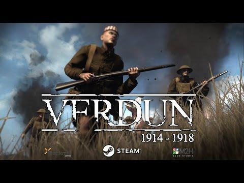 Free Verdun update: Highlander Squad introduced!