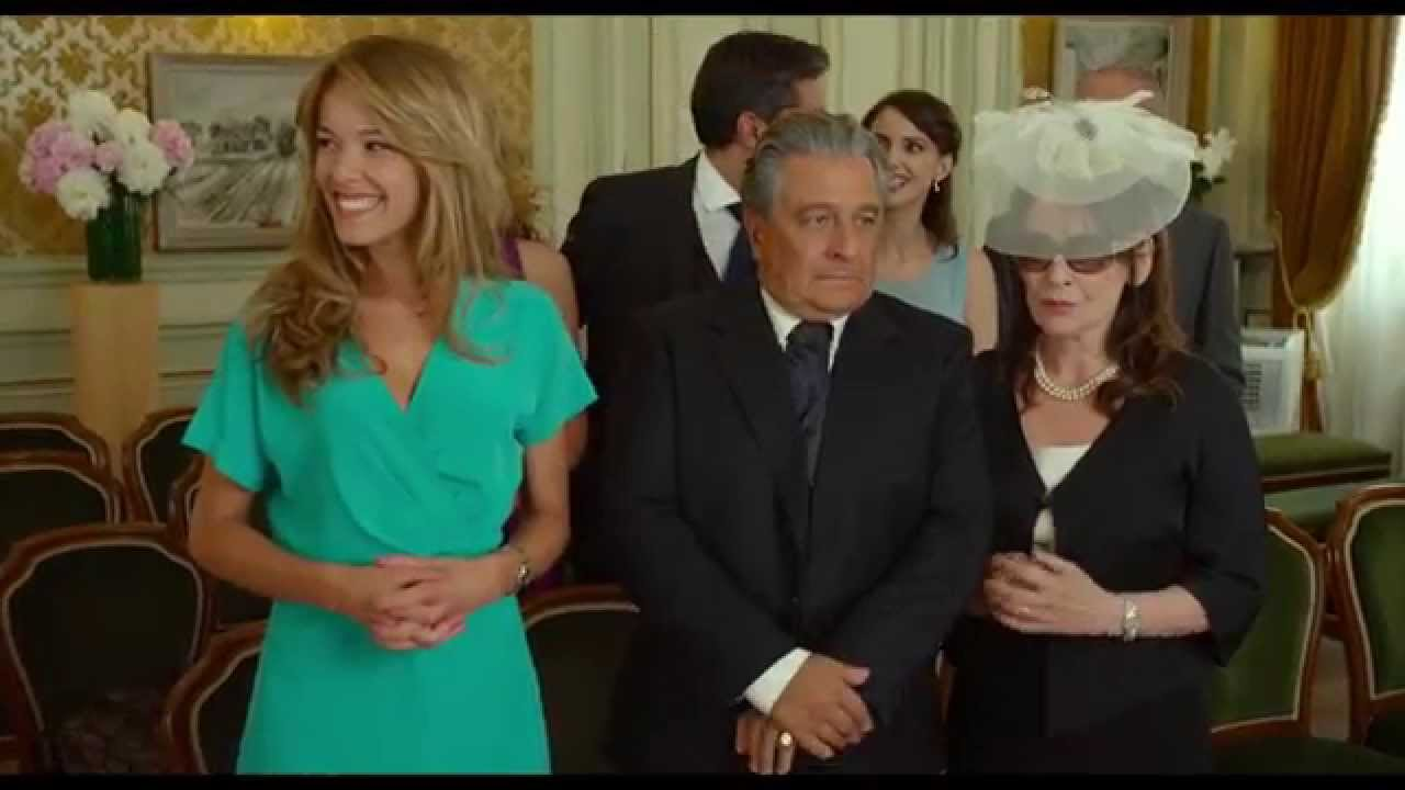 Французская комедия про свадьбу 4 дочерей которые 72
