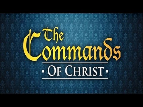 Commands of Christ - Command 5 - Honor God's Law